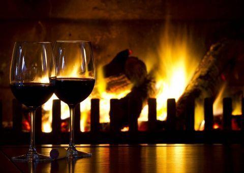 Каталог фотообои для интерьера: вино, виноград