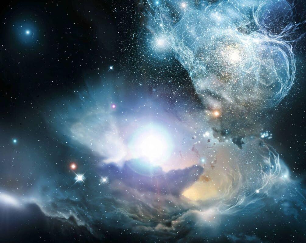 фотообои вселенная: